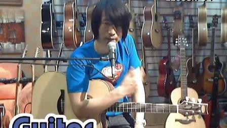 左轮民谣吉他教程 暑假报吉他培训班的注意事项