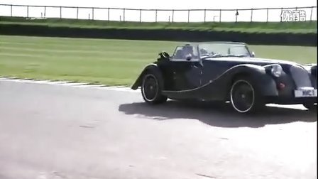Morgan Fifth Gear 试驾 摩根汽车 Plus 8