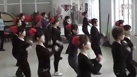 邯郸涉县井店二街群众舞蹈 黑色旋律