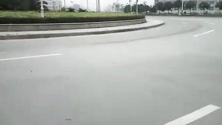 揭阳市进贤门大道的迷魂路口