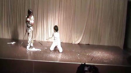 2011.3.27青年宫漫展百货大楼版本黑塔利亚