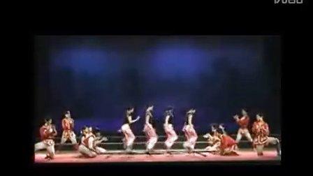 广州(广东)少数民族舞蹈【竹竿舞】
