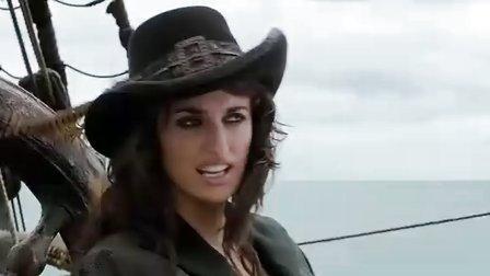 《加勒比海盗4》电影高清全集预告片在线观看.