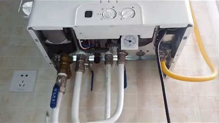 RMT瑞米特WES-900壁挂炉温控器安装讲解视频