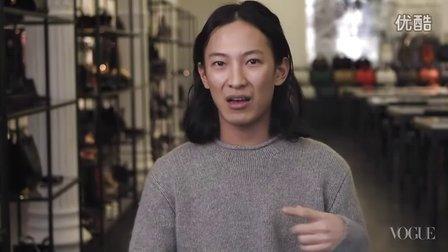[VIE23独家呈现] Balenciaga's Alexander Wang 专访