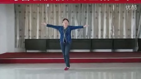焉耆县 神女广场舞 西海情歌 (含背面示范)教学