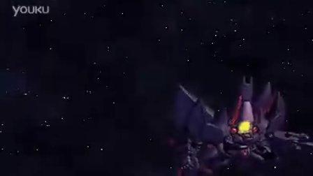 SD高达G世纪3D 高达W 无尽的华尔兹 战斗影像