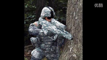 让敌人无法躲藏的美国陆军XM25毫米智能榴弹枪