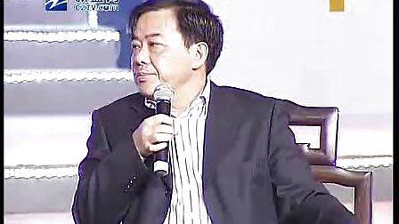 """浙江工商局长郑宇民""""斗智""""央视主持人董倩"""