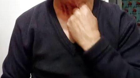 中医揪痧-揪脖