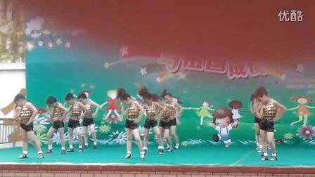 淮安 深圳路幼儿园六一演出 加油歌舞蹈