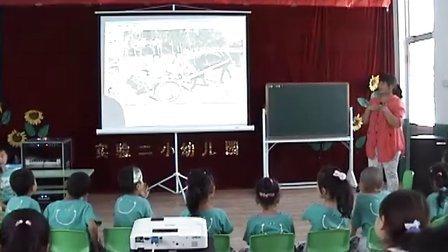 大班语言活动《城里老鼠和乡下老鼠》——2011暑期绛县幼儿教师业务培训实录(六)