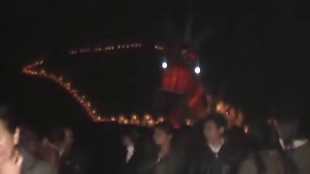 福建省连城县曲溪乡冯地灯会-2008年2月