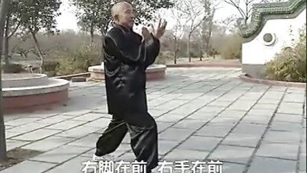 汤瓶七式拳实战教学(时振刚时晓武)A实战功法