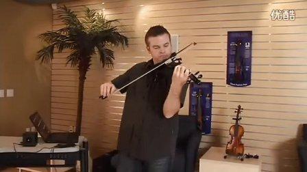 Yamaha Hub Sv150 Silent Violin Demo