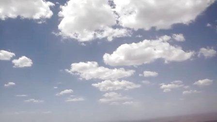 鄂尔多斯机场飞机起飞过程