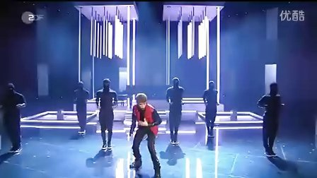 【JB中文网】Justin Bieber Live Medley  Wetten, dass..