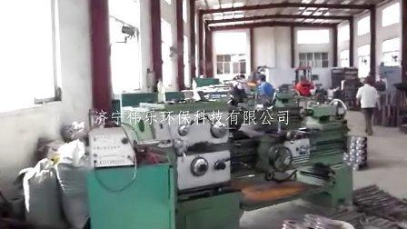 玻璃纤维设备生产车间-玻璃纤维拉丝机