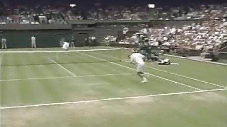 2001温网男单R4 费德勒VS桑普拉斯