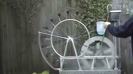 永动机水车
