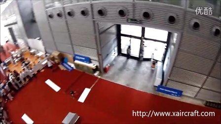 XAircraft X650V-4 深圳模型展馆秀-3