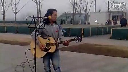 鸟巢流浪歌手 阿龙 汤华斌 今生缘图片