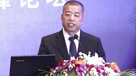 第三届冀商财富论坛张笑辉:中国民间资本联盟的使命