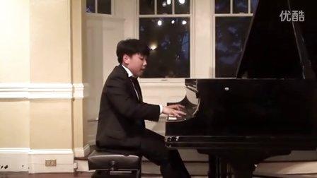 黎卓宇(George Li)演奏肖邦第一号叙事曲