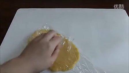 芋尚爱港式甜品菠萝包制作模具 by bo