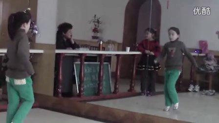快乐教育拉丁舞