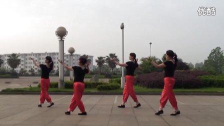 春之舞团体广场舞033-风吹麦浪
