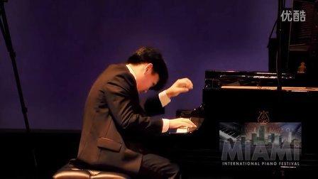 黎卓宇(George Li)表演李斯特的第二号匈牙利狂想曲