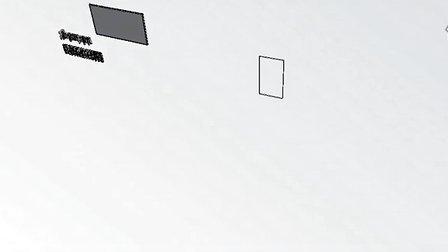 平板太阳能集热器结构3D图-solar thermal collector-欧浴新能源