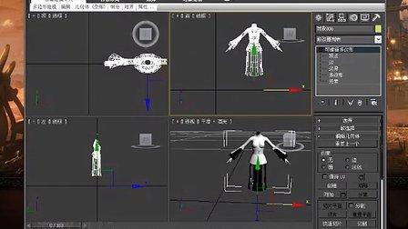 游戏地域《模拟人生3》游戏mod制作——新衣服的骨骼绑定和蒙皮