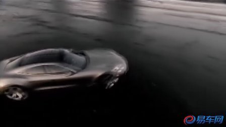 Fisker Karma混动超跑 动态展示