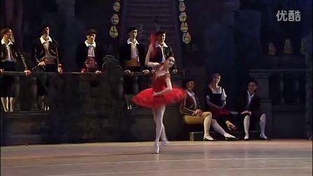 【唐吉尔看芭蕾】堂吉诃德Don Quixote coda女变奏(Mariinsky)