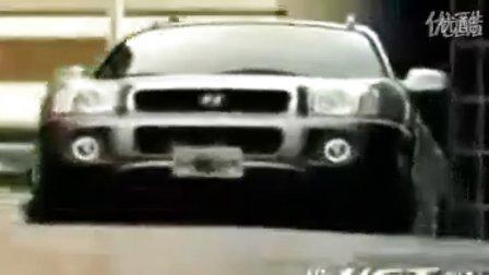 华泰汽车圣达菲韩国版广告