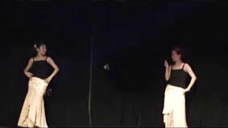 百校国际  团队  歌舞表演