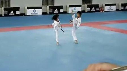 国技院tkd对练-少儿 TKD Showteam Korea - Kids (Kukkiwon)