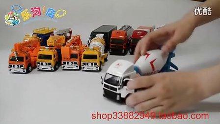 樂淘1店 工程車掃地車 垃圾車 油罐車