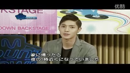 110621 M Countdown Back Stage JP