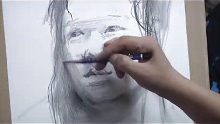 杜建奇主讲石家庄市强化美术培训学校