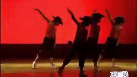舞蹈动感女孩