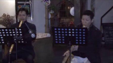 介绍低音箫制作师阿杜及南箫四重奏