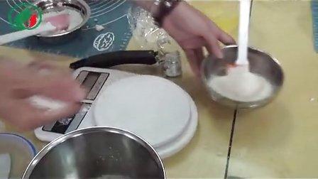 快乐烘焙蛋白椰丝球