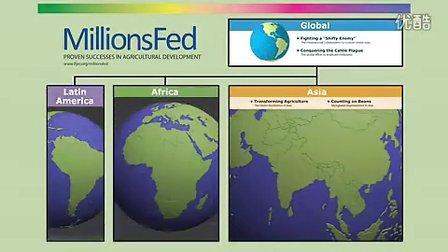 温饱亿万人:农业发展中的成功案例 - 宣传片