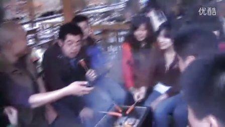 北京世嘉车友会(嘉车俱乐部)2011年春游活动中聚餐烧烤视频片段