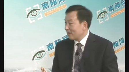 南阳业之峰装饰有限公司董事长李忠宇先生做客南阳网