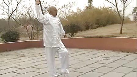 汤瓶七式拳实战教学(时振刚时晓武)B拔筋拳4-5路