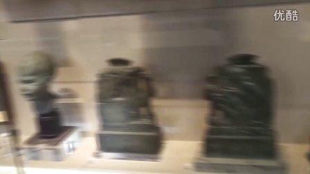 大英博物馆中的素描者